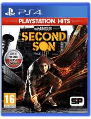inFamous Second Son Playstation Hits PS4-46474