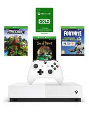 Xbox One S 1TB All-Digital Edition Minecraft Fo-46310