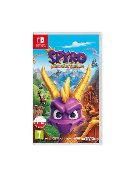 Spyro Reignited Trilogy NDSW-44012