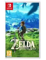 The Legend of Zelda: Breath of The Wild NDSW-22015