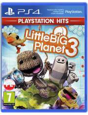 Little Big Planet 3 Playstation Hits PS4-37214