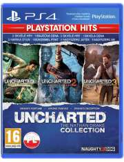 Uncharted The Nathan Drake Collection PS Hits PS4-45311