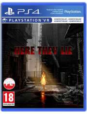 Here They Lie VR PS4-39472