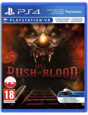 Until Dawn Rush Of Blood VR PS4-36446