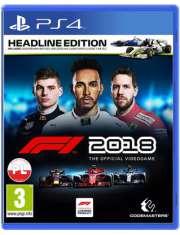 F1 2018 PS4-44737