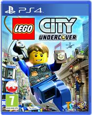 Lego City Tajny Agent PL PS4-46171