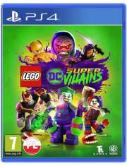 Lego DC Super Villains Złoczyńcy PS4-46276