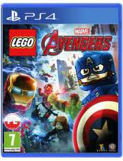 Lego Marvel Avengers PS4-46182