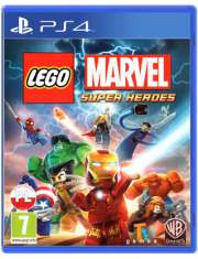 Lego Marvel Super Heroes PS4 PL-46177