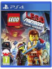 Lego Movie Videogame PS4-37501