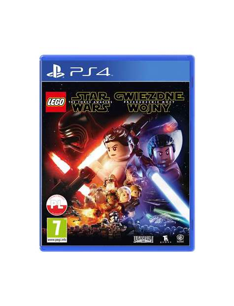 Lego Star Wars The Force Awakens PS4-46193