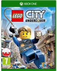 Lego City Tajny Agent PL Xbox One-46410