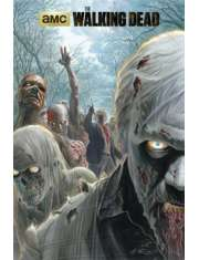 The Walking Dead Hordy Zombi - plakat