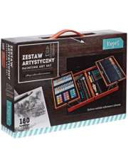 Zestaw artystyczny Kayet 180 Elementów-46673