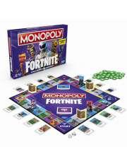 Hasbro Monopoly Fortnite Wersja Polska E6603-46710