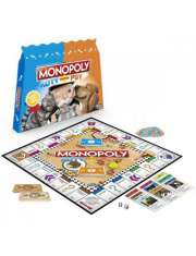 Hasbro Monopoly Koty Kontra Psy Wersja PL E5793-46713