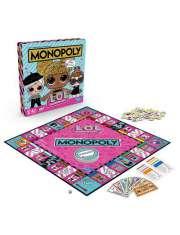 Hasbro Gra Planszowa Monopoly LOL Surprise E7572-46717