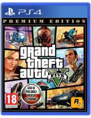 GTA 5 Premium Edition PS4-46499