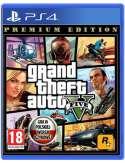 GTA 5 Premium Edition PS4