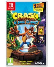 Crash Bandicoot N Sane Trilogy NDSW-36167
