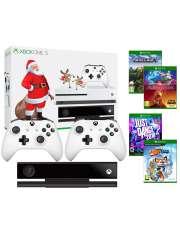 Xbox One S 1TB Kinect jd16 disney rush rabbid Pad-36210
