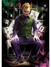 Joker Batman Mroczny Rycerz - plakat
