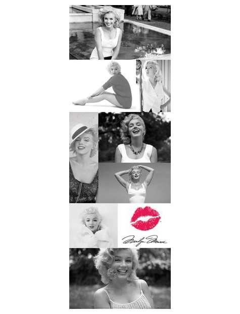 Marilyn Monroe Mix - plakat