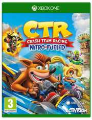 Crash Team Racing Nitro-Fueled Xone-40555