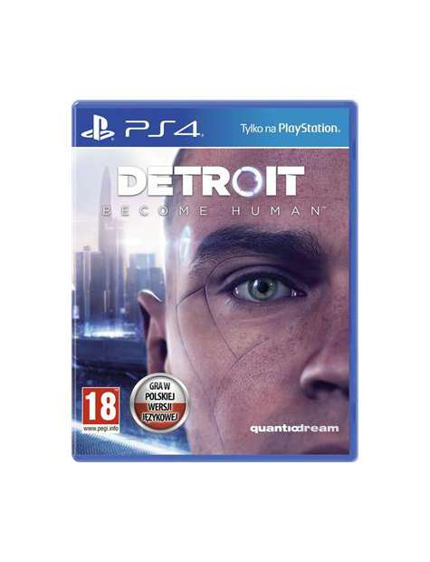 Detroit Become Human PS4-31785