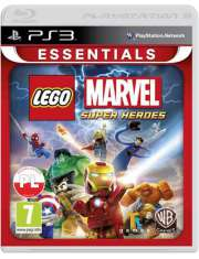 Lego Marvel Super Heroes Essentials PS3-19947