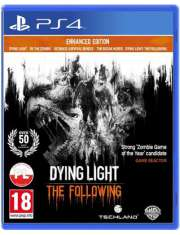 Dying Light The Following Enhanced Edition PS4-46271
