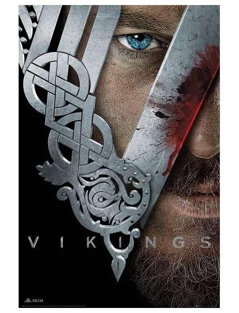 Wikingowie - plakat