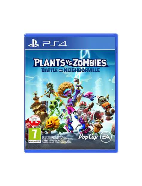 Plants vs Zombies Battle for Neighborville PS4-43966