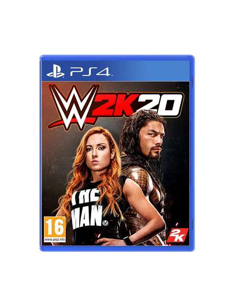 WWE 2K20 PS4-46853