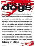 Wściekłe Psy. Reservoir Dogs. Mr White - plakat