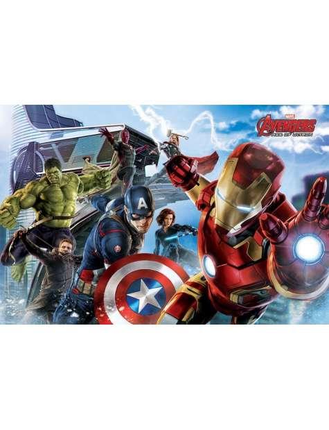 Avengers Czas Ultrona - plakat