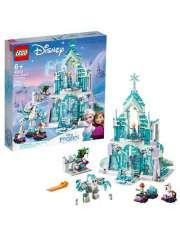 Lego Disney Magiczny Lodowy Pałac Elsy 43172-46933