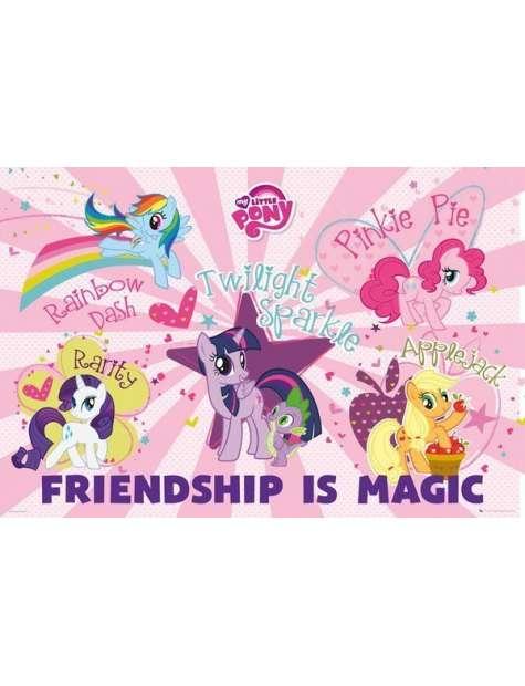 My Little Pony Przyjaźń to Magia - plakat