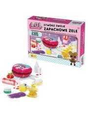 LOL Surprise Stwórz Swoje Zapachowe Żele 69507-46989