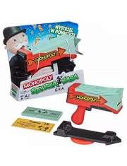 Hasbro Gra Monopoly Szybka Kasa Wersja PL E3037-47009