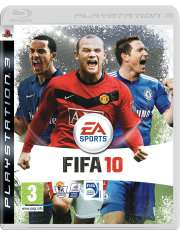 Fifa 10 PS3 Używana-8876