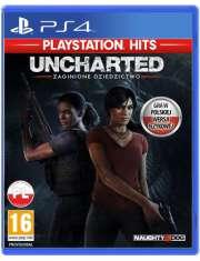 Uncharted Zaginione Dziedzictwo PS Hits PS4-44481