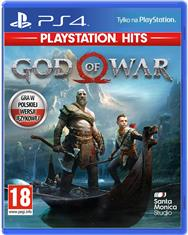 God of War Playstation Hits PS4-44471