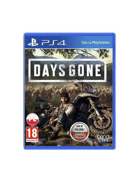 Days Gone PS4-39787