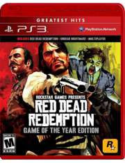 Red Dead Redemption GOTY Greatest Hits PS3-46566