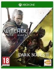 Dark Souls III Wiedźmin 3 Double Pack Xone-47045