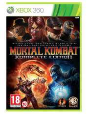Mortal Kombat Complete Edition Xbox 360-45981
