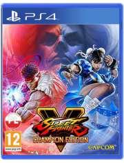 Street Fighter V: Champion Edition PS4-47116