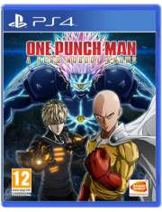 One Punch Man: A Hero Nobody Knows PS4-47145