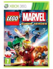 Lego Marvel Super Heroes Xbox 360-20376